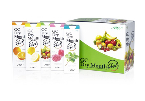 GC Dry Mouth Gel