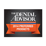 The Dental Advisor 2014 Preferred Products