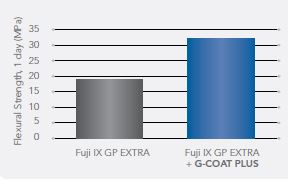 flexural strength-g coat plus